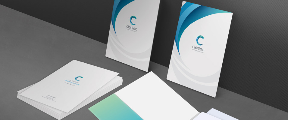 New Brand Identity for Clentec