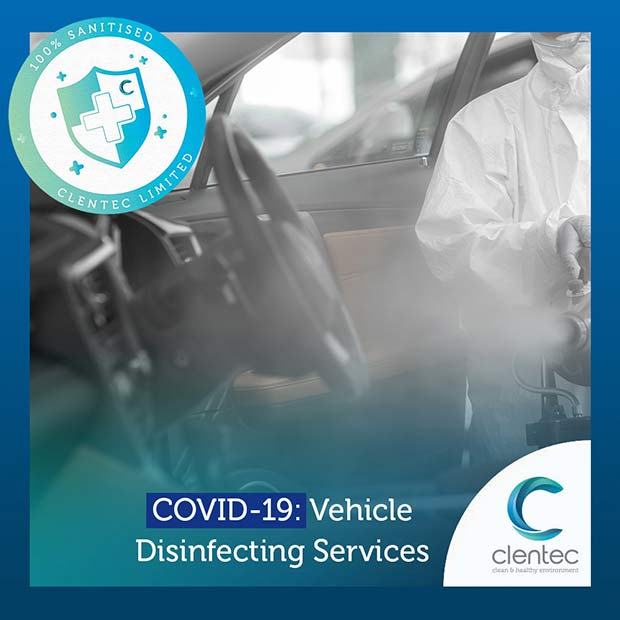 Vehicle Disinfecting Services
