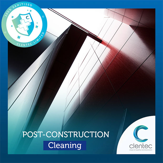 Post-Construction Cleaning