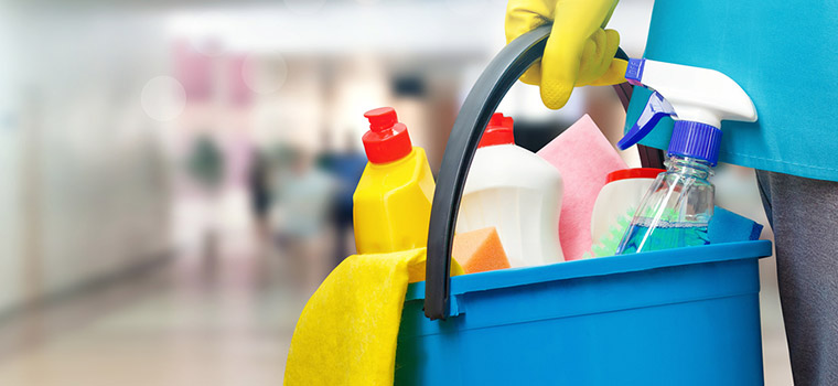Nursery, School, College and University Cleaning