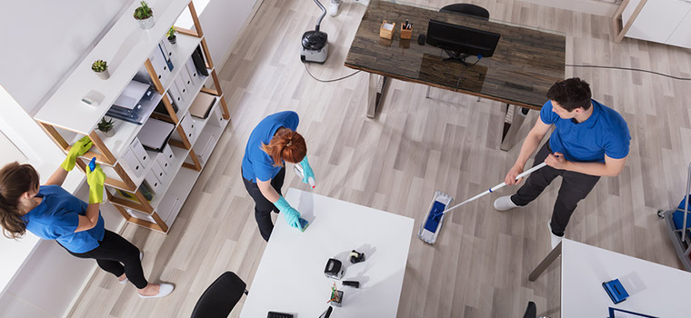 Office Cleaning & Business Premises